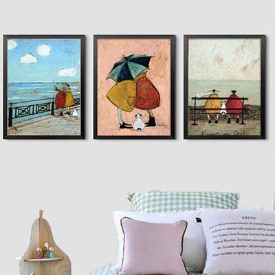 טופט  (סלון) פרויקטים תמונות לסלון