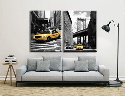 ניו יורק  (סלון) פרויקטים תמונות לסלון