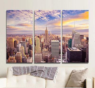 ניו יורק (סלון)פרויקטים תמונות לסלון