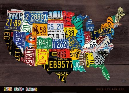 מפת ארה