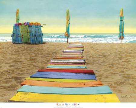 טיול בחוףים, כחול ,שמשיות, שביל , צבעוני, רגוע, חופש, קיצי, קיץ, מודרני, חוף, גל, מים