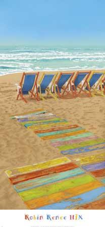 לתפוס מקוםים, כחול ,שמשיות, שביל , צבעוני, רגוע, חופש, קיצי, קיץ, מודרני, חוף, גל, מים