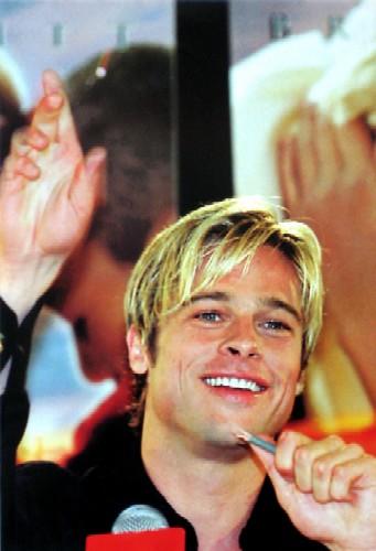 Brad Pitt בראד פיט