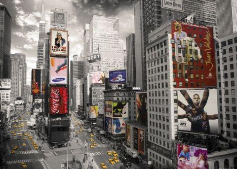 Times Squarenew york ניו יורק מנהטן