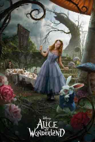 עליסה בארץ הפלאותAlice In Wonderland הרפתקאות כייף ילדים