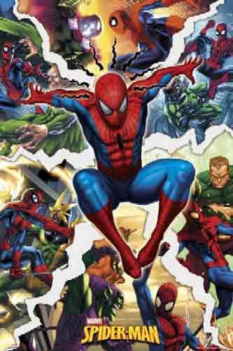 ספיידרמןבדיוני כיף סרטי ילדים  מתח הרפתקאות אנימציה ספידרמן Spiderman