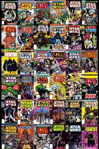 Star war - Comic Covers מלחמת הכוכבים  Star war - Comic Covers מלחמת הכוכבים