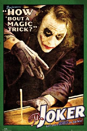 הליצן  The Jokerהליצן  The Joker