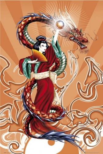 ODM - Kimono Dragon  ODM - Kimono Dragon