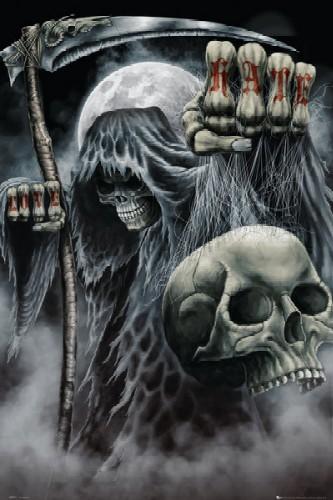 אהבה שנאה Reaper LoveHate Reaper Love Hate