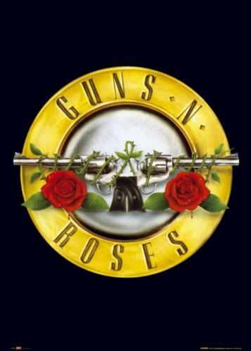 guns and roses רוק, rock