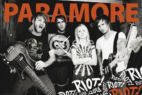 פאראמורParamore מוסיקה רוק