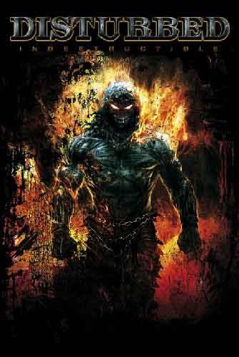 דיסטרבד מוסיקה זמר רוק קצב פופ מתליקה רוק כבד Disturbed