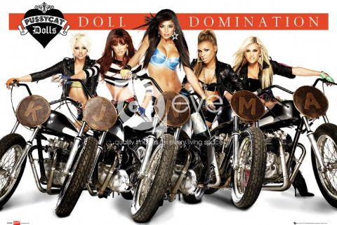 דול דומיניישןDoll Domination Pussycat Dolls