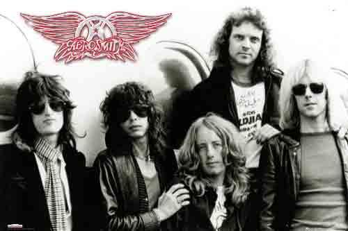 Aerosmithלהקה הופעה רוק פופ אירוסמיט אירוסמית