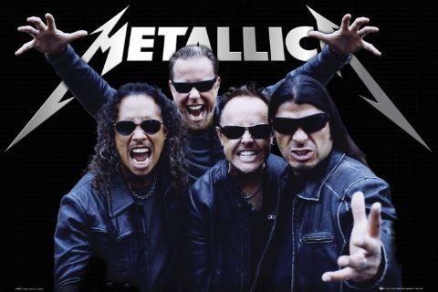 מטאליקהרוק כבד metallica tour