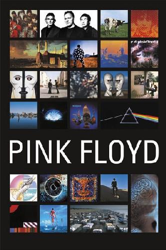 פינק פלוייד - האלבומיםפינק פלוייד, pink floyd , אלבומים, כל האלבומים, קולאז'