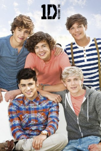 וואן דיירקשןOne Direction