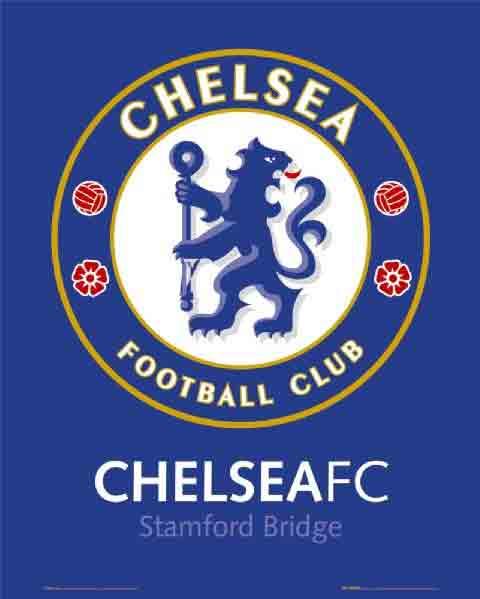 צ'לסיאיצטדיון ספורט קבוצה כדורגל שחקנים  אליפות סמל אנגליה