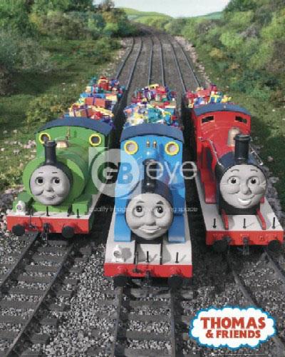 תומס הקטר  - Thomas-and-friendsתומס הקטר  - Thomas-and-friends   אנימציה