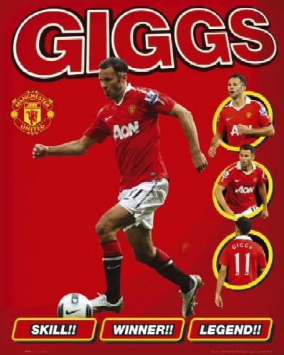 מנצסטר יוניטד  גיגס Manchester United   Giggsמנצסטר יוניטד  גיגס Manchester United   Giggs