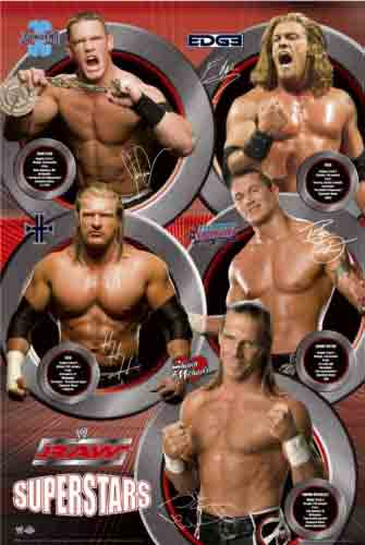 WWF - כוכבי עלכוכבים איגרוף אגרוף האבקות זירה אלוף אליפות גיבור חזק מתאגרף