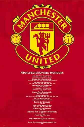 מנצ'סטר יונייטד  Manchester Unitedאיצטדיון סמל Manchester United מנצסטר יוניטד קבוצה אדומים כדורגל ספורט מנצח אנגליה