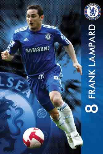 למפרד  Lampardצ'לסי Lampard ספורט קבוצה כדורגל שחקנים  אליפות סמל אנגליה צלסי Chelsea