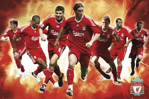 Liverpool  ליברפול Liverpool  ליברפול  כדורגל  שחקן שחקנים