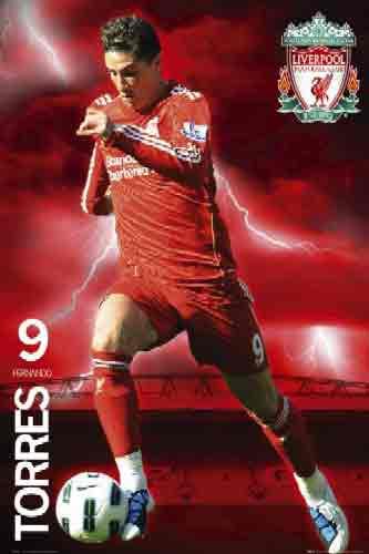 ליברפול - טורס  Torres Liverpoolכדורגלן אלוף אליפות ספורט מצטיין mvp קבוצה   Torres Liverpool