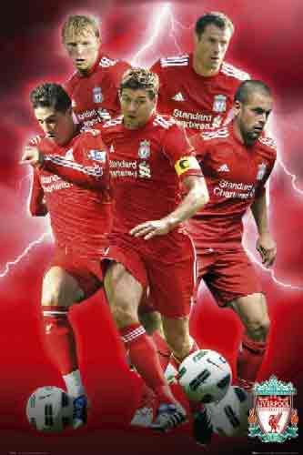 ליברפול Liverpoolכדורגלן אלוף אליפות ספורט מצטיין mvp קבוצה   Torres Liverpool