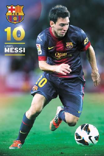 מסי  ברצלונה  Messi  Barcelonaכדורגל, ברצלונה, קבוצה , מסי