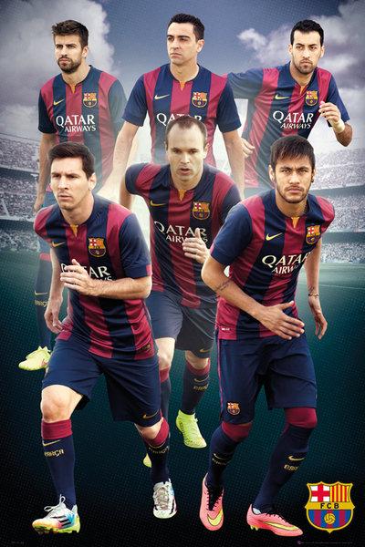 BARCELONA  ברצלונה שחקניםBARCELONA ספרד ברצלונה שחקנים
