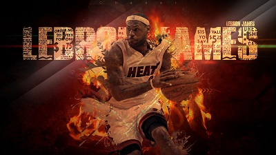 לברון ג'יימס  LeBron James לברון ג'יימס  LeBron James