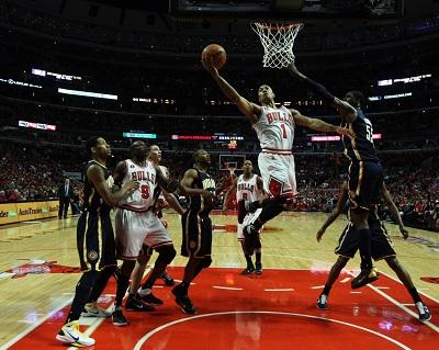 שיקגו בולס  Chicago Bulls - תמונה על קנבס,מוכנה לתליה.שיקגו בולס  Chicago Bulls
