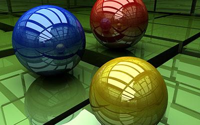 כדורים נוצציםכדורים נוצצים  _three-shiny-balls