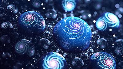 כדורים צבעוניםכדורים צבעונים  _infinity_galaxy