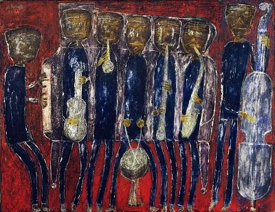 ז'אן דובופה - להקת ג'אז Jean Dubuffet - Grand Jazz Band ז'אן דובופה - להקת ג'אז Jean Dubuffet - Grand Jazz Band