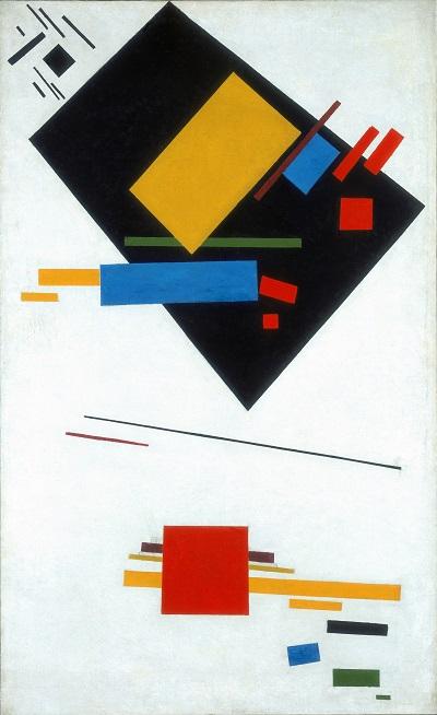 Kazimir Malevich - Suprametism Kazimir Malevich - Suprametism