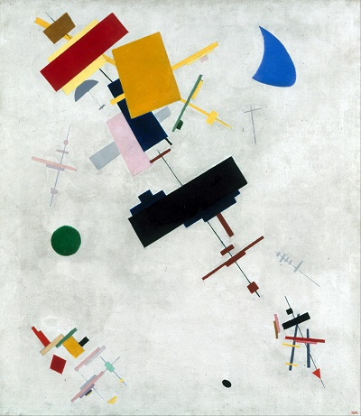 Kazimir Malevich - Suprametism