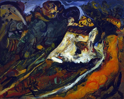 Chaim Soutine - The Old Mill-Chaim Soutine - The Old Mill