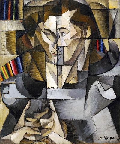 Diego Rivera - Jacques Lipchitz-Diego Rivera - Jacques Lipchitz