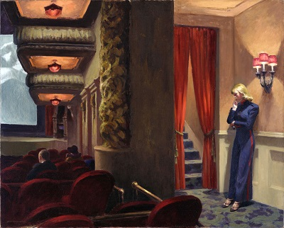 Edward Hopper - New York Movie-Edward Hopper - New York Movie