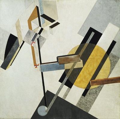 El Lissitzky - Proun-El Lissitzky - Proun