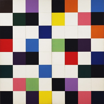 Ellsworth Kelly - Colors for a Large Wall-Ellsworth Kelly - Colors for a Large Wall