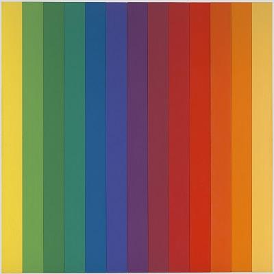 Ellsworth Kelly - Spectrum IV-Ellsworth Kelly - Spectrum IV