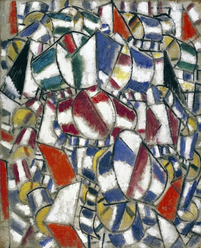 Fernand Leger - Contrast of FormsFernand Leger - Contrast of Forms