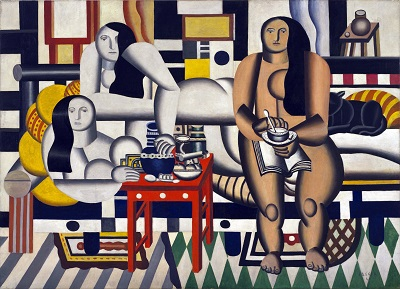 Fernand Leger - Three WomenFernand Leger - Three Women