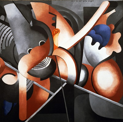 Francis Picabia - This Has to Do with Me-Francis Picabia - This Has to Do with Me
