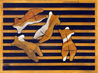 Francis Picabia - Conversation II-Francis Picabia - Conversation II